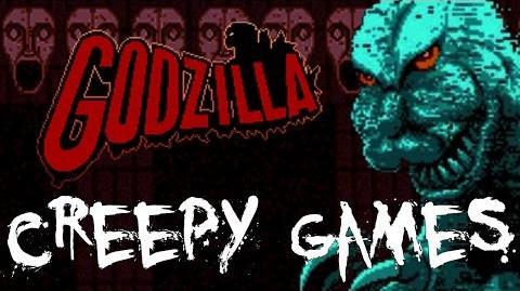 NES Godzilla