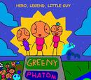 Greeny Phatom The Movie
