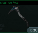 Tactical Ice Axe