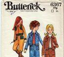 Butterick 6367 B