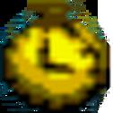 Crash Bandicoot 2 N-Tranced Floating Clock.png