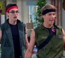 Josh and Joey (relationship)