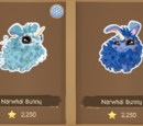 Narwhal Bunny