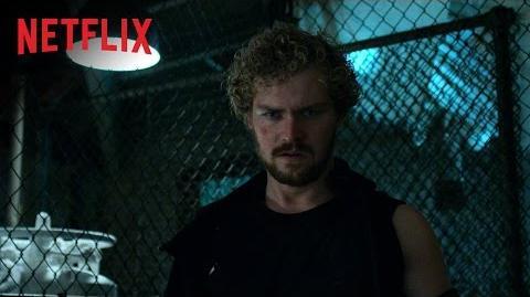 Marvel's Iron Fist Teaser du NYCC HD Netflix