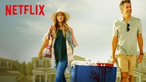 Santa Clarita Diet Bande-annonce officielle HD Netflix