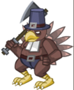 Thanks Giving Giant Turkey.png