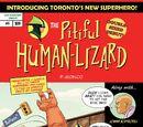 The Pitiful Human Lizard Issue 1