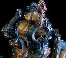 Inaros Canopic Helmet