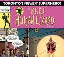 The Pitiful Human Lizard Issue 2