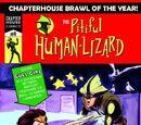 The Pitiful Human Lizard Issue 8