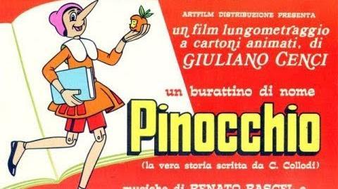 Cartoni Animati Completi - Un burattino di nome Pinocchio