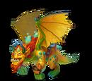 Troll Dragon