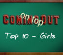 Terry'sBiggestFan/Top 10 - Girls in COOT