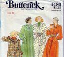 Butterick 4480 A