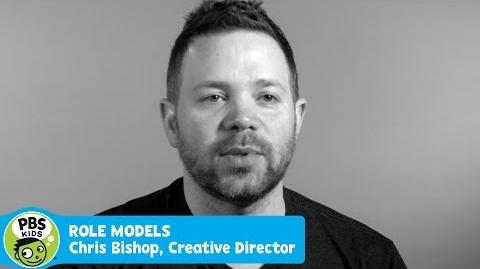 ROLE MODELS Chris Bishop, Creative Director PBS & PBS KIDS-1486345235