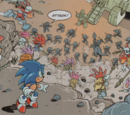 Great War (Sonic the Comic)