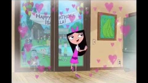 Isabella's Birthday Song/Đa ngôn ngữ