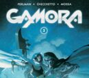 Gamora Vol 1 3