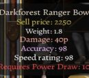 Darkforest Ranger Bow
