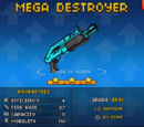 Crystal Mega Destroyer