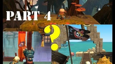 Let's Play Monkey Quest part 4 - Pirates, Ninjas or Shamans?