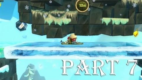 Let's Play Monkey Quest part 7 - Ice Raiders!