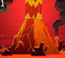 Darkanine/Adventure Time: Flame Queens Eruption