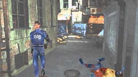 Resident Evil 2 (GameBoy Advance)