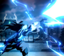 Elemento Rayo: Relámpago Cazador