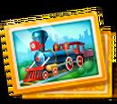 Tank Locomotive Card