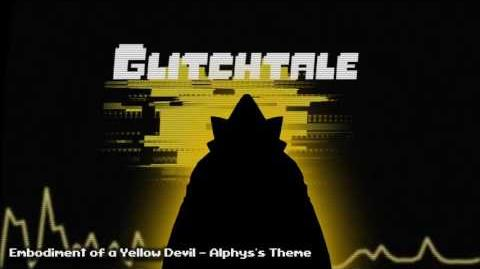 Glitchtale OST - Embodiment of a Yellow Devil -Alphys's Theme-
