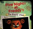 Five Night at Freddy's: The Freddy Files