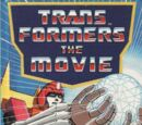 The Transformers: The Movie (Ladybird adaptation)