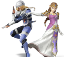 Super Smash Bros. Obliteration/Zelda & Sheik