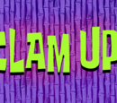 Clam Up! (transcript)