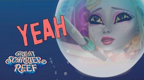 """Dive In"" Music Video Great Scarrier Reef Monster High"