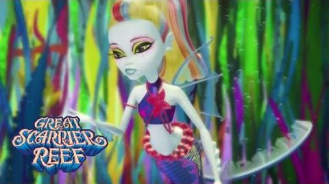 """Face the Tide"" Official Music Video Great Scarrier Reef Monster High"