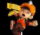 BoBoiBoy Kidlat
