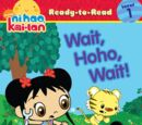Wait, Hoho, Wait! (Book)