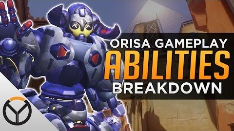Hacktivist/Orisa - Who is this Spider Mech?