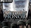 Misiones de Medal of Honor: Allied Assault