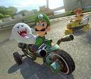Mario Kart: Super Circuit items