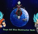Saga del Dios Destructor Raki
