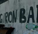 Dog Iron Bar