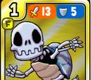 Parched Skeleton