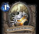 Discarded Armor