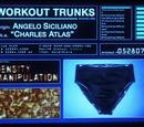 Angelo Sicilianos Boxershorts