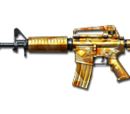 M4A1-S Yellow Crystal TC