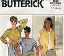 Butterick 6692 C