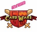 Card Wars: Nitrome Edition